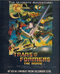TRANSFORMERS MOVIE AD