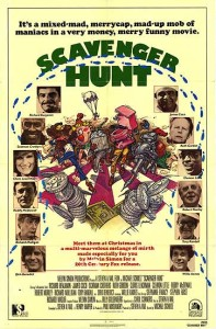 scavenger hunt poster 2
