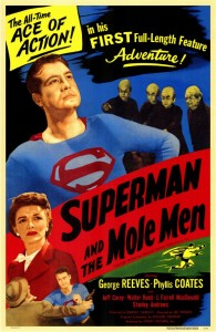 superman mole men